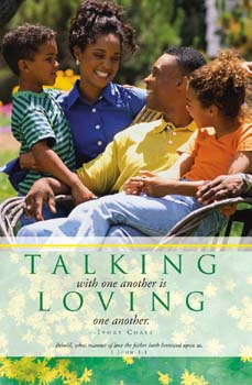 Pkg./100 Talking Family Bulletins. Pkg./1YY. Save 50%.