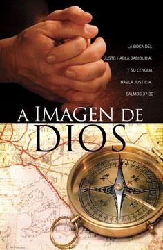 Pkg./100 Spanish Bulletins-A Imagen De Dios.  Save 50%.