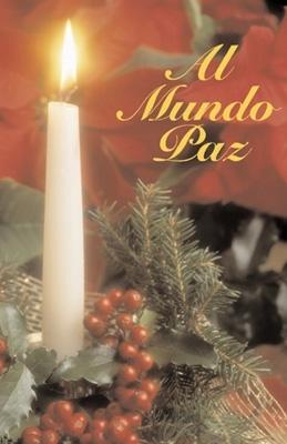 Pkg./100 Spanish Christmas Bulletins. Save 50%.
