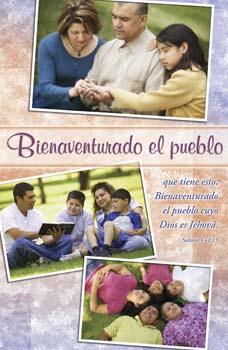 Pkg./100 Bienaventurado El Pueblo. Save 50%.